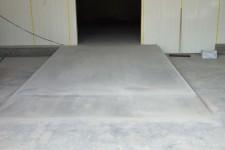 Tiefkühllager-Anrampung Stahlbeton
