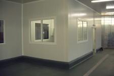 Hygienische Wände und Bodenbeschichtung
