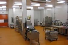 Bäckerei und Conveniencebereich