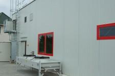 Technikräume- Außenbereich